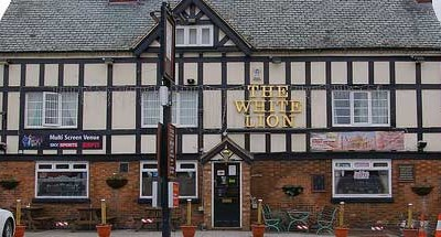 Farewell from the White Lion