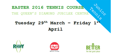 Easter 2016 Tennis Course