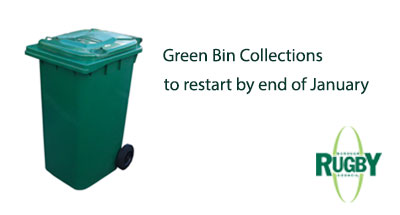 Green Bin Collections