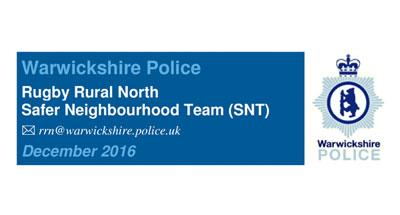 Safer Neighbourhood Team Newsletter