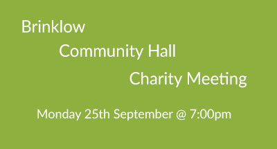 Brinklow Community Hall Charity