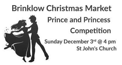 Brinklow Christmas Market – Prince and Princess Competition