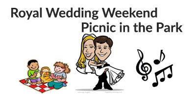 Royal Wedding Weekend Picnic in the Park
