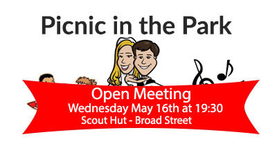 Open Meeting – Picnic in the Park