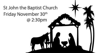 Nativity Scene Placing