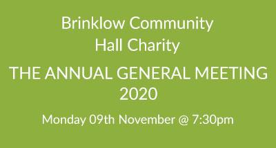 Brinklow Community Hall Charity