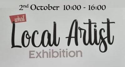 Local Artist Exhibition